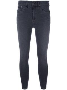 укороченные брюки скинни Rag & Bone /Jean