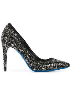 туфли-лодочки с заклепками Loriblu