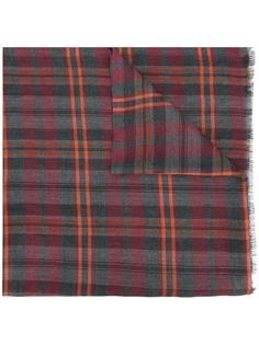кашемировый шарф в клетку Fashion Clinic Timeless