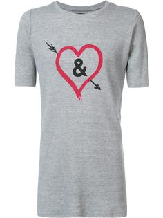 футболка Judson Harmon x Ampersand Judson Harmon