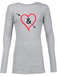 футболка Ampersand Collab  Judson Harmon