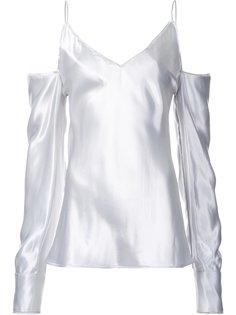 блузка на бретелях Stellastella Christopher Esber