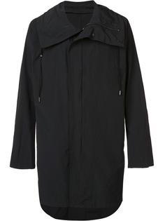 пальто с потайной застежкой NILøS