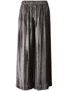 плиссированные брюки  Christopher Kane