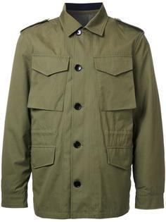 куртка со съемной стеганой подкладкой Kent & Curwen