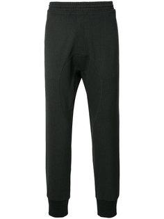 спортивные брюки с заниженной посадкой Neil Barrett