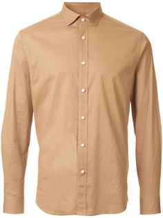 рубашка с узором в горох Kent & Curwen