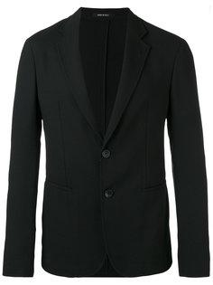 пиджак на двух пуговицах Giorgio Armani