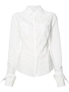 рубашка с нагрудными карманами Marquesalmeida