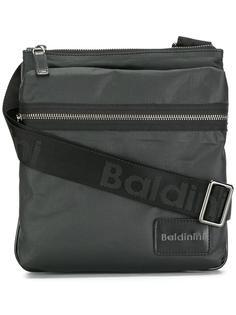 сумка-мессенджер на молнии Baldinini