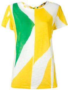 футболка с завязками на спине Proenza Schouler