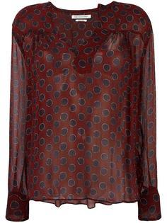 блузка Bowtie Isabel Marant Étoile