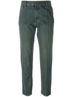 джинсы прямого кроя с потертой отделкой Each X Other