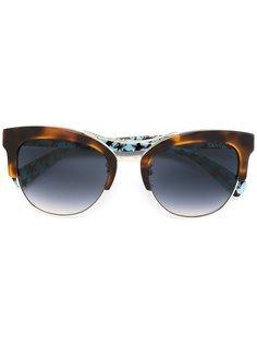 """солнцезащитные очки формы """"кошачий глаз"""" Lanvin"""