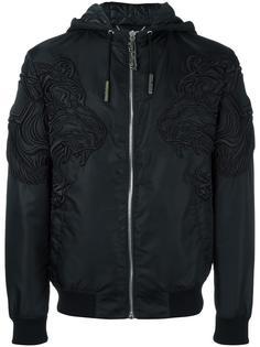 куртка с вышивкой Philipp Plein