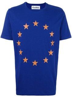 футболка Page Europa Union  Études