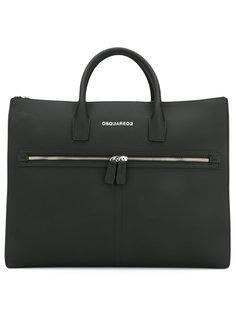сумка-тоут с верхними ручками Dsquared2