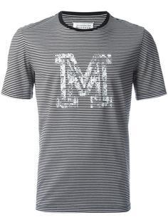 футболка с принтом М Maison Margiela