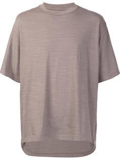 свободная футболка 321