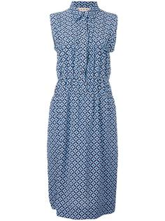 платье с узором Tracery Marni