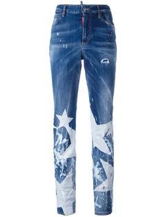 джинсы Los Angeles Dsquared2