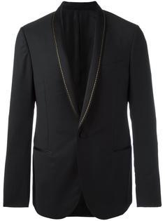 пиджак с лацканами-шалька Lanvin