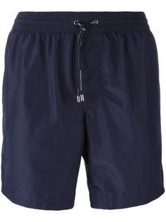шорты для плавания на шнурке Dolce & Gabbana