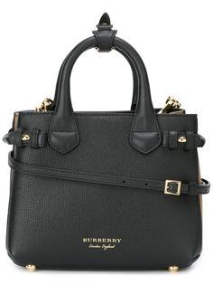 сумка-тоут с отделкой House Check Burberry