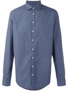 рубашка с мелким принтом полумесяца Dsquared2