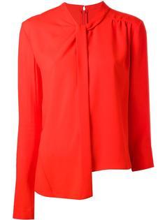 блузка асимметричного кроя  Maison Margiela