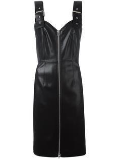 платье из искусственной кожи Givenchy