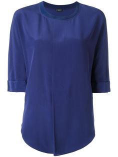 блузка свободного кроя Joseph