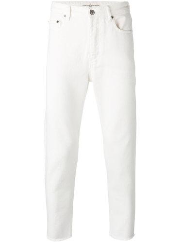 джинсы с необработанными краями Golden Goose Deluxe Brand