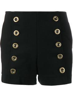 шорты в военном стиле Chloé