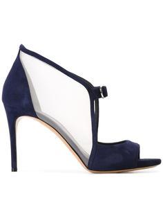 туфли-лодочки с открытым носком Casadei