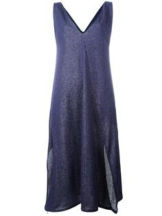 платье без рукавов  Mm6 Maison Margiela