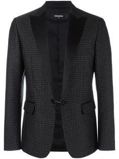 пиджак London Tux в горох Dsquared2