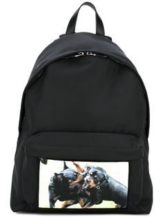 рюкзак с принтом  Givenchy