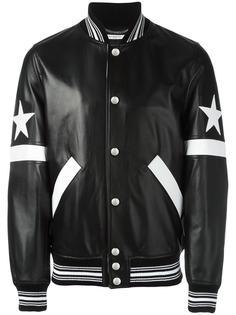 куртка с аппликацией Givenchy