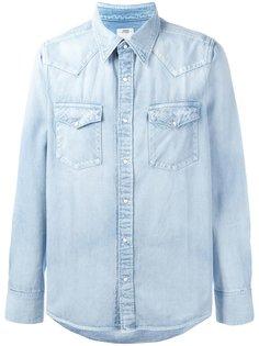 джинсовая рубашка с передними карманами Visvim