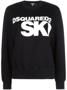 толстовка Ski Dsquared2