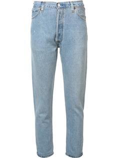 укороченные джинсы Destruction  Re/Done