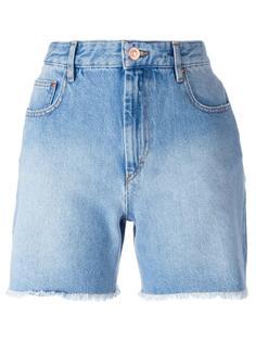 джинсовые шорты  Isabel Marant Étoile