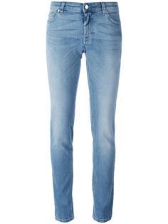 джинсы кроя слим с принтом звезд Givenchy