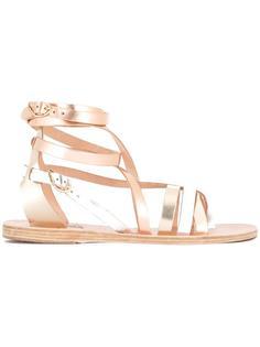 босоножки с ремешками Ancient Greek Sandals
