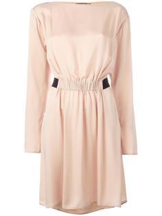 платье с длинными рукавами  Theory