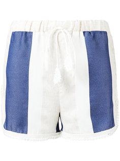 шорты в полоску Martha Medeiros