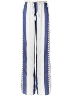 striped Marcela trousers Martha Medeiros