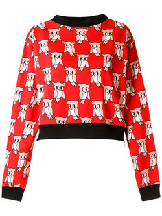 all-over print sweatshirt Reinaldo Lourenço