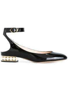 лакированные туфли Casati Nicholas Kirkwood